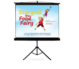 Stargold the Food Fairy - PPT Presentation