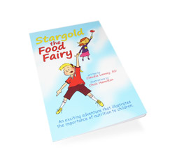 Stargold the Food Fairy - Soft Cover Book