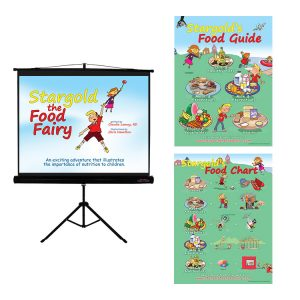 Stargfold the Food Fairy Educational Package 1