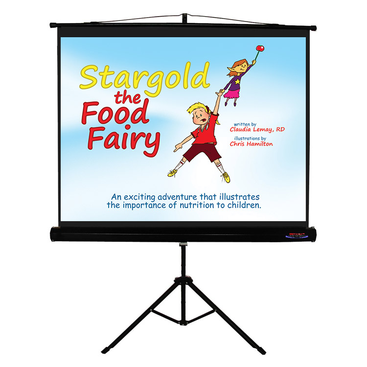 Stargold the Food Fairy PowerPoint Presentation