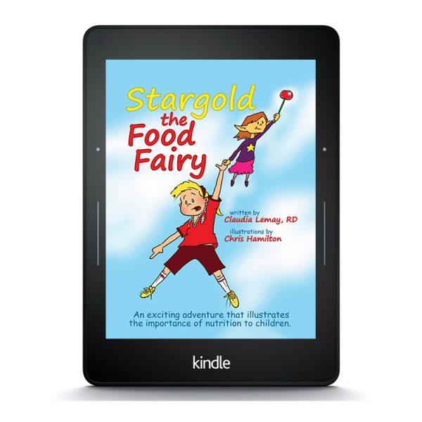 Stargold the Food Fairy kindle eBook