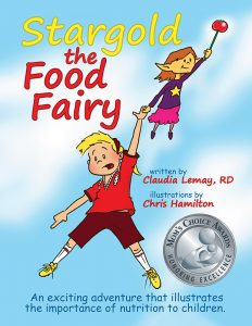 Stargold The Food Fairy Mom's Choice Award Media Release